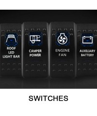 Stedi Led's - Switches