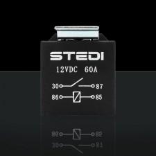 STEDI - 12V 4 PIN RELAY