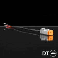 STEDI - 150MM ASSEMBLED DEUTSCH DT WITH WIRE TAILS