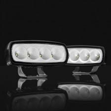 STEDI - 2 PACK 20W LED WORK LIGHT SLIM BLACK