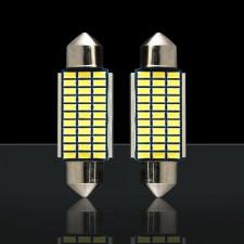 STEDI - 2 PACK FESTOON SJ-3014 42MM LED LIGHT