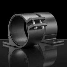 STEDI - 76MM TO 81MM TUBE CLAMP BULL BAR MOUNTING BRACKETS | BLACK