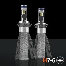 STEDI - COPPER HEAD H7-6 LED HEAD LIGHT CONVERSION KIT