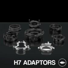 STEDI - COPPER HEAD H7 / H1 SPECIAL ADAPTORS