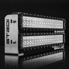 STEDI - DOUBLE STACKER 22 INCH ST4K LED DOUBLE ROW LIGHT BAR