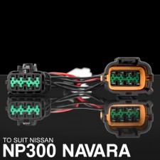 STEDI - NISSAN NAVARA NP300 PIGGY BACK ADAPTER ONLY