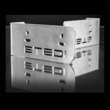 STEDI - Stainless Steel Double Stack Brackets Pair