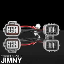 STEDI - SUZUKI JIMNY (JB64W/JB74W) PIGGY BACK ADAPTER
