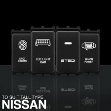 STEDI - TALL TYPE PUSH SWITCHES TO SUIT NISSAN