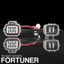 STEDI - TOYOTA FORTUNER CRUSADE (LED MODELS) PIGGY BACK ADAPTER