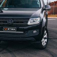 STEDI - VW AMAROK LOWER GRILL LIGHT BAR MOUNTING BRACKET