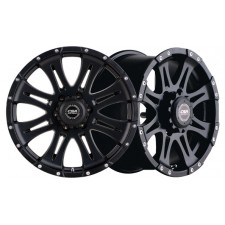 CSA Rapter Black 18x8 +20 6x114