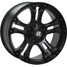 Diesel Brooklyn Black 18x9 6x139 +25