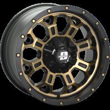 Diesel Hurricane Bronze 17X9 6X139 +25