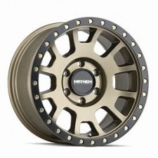 Dirty Life Scout Bronze 18x9 6x139 +5