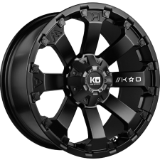 KING AMBUSH 17X9 6X139 +25