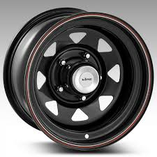 King Wheels 17x8 5x150 +30