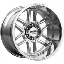Moto Metal Folsom MO992 Chrome