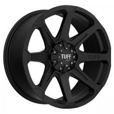 TUFF T-05 black 17x9 5x120 +15