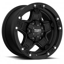 TUFF T-10 17x9 6x139 +15